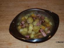 Rosenkohl-Steckrüben Eintopf - Rezept