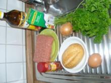 Badische-Fleischküchle - Rezept