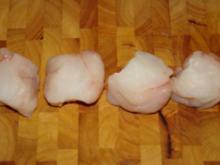 Seeteufel mit Nordseekraben - Rezept