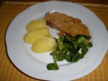 Fleischgerichte - Faschierter Braten - Rezept