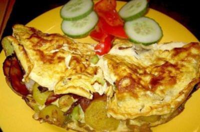 HAUPTGERICHT - Bauernfrühstück - Rezept