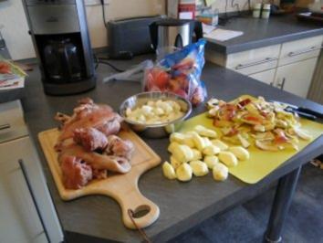 Sauerkraut mit Eisbein mit Fotos) - Rezept