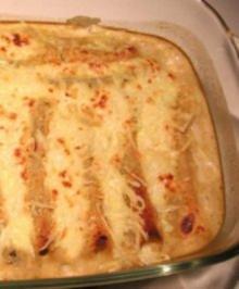 Cannelloni mit Kürbis-Ricotta-Füllung - Rezept