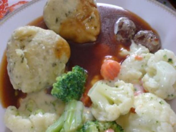 Kartoffelklöße - Rezept - Bild Nr. 6