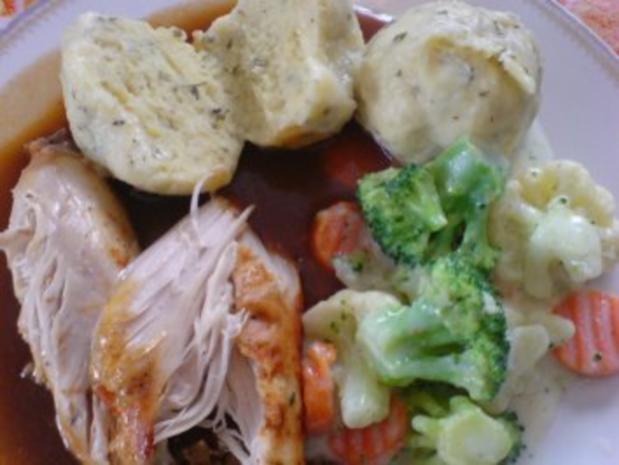 Kartoffelklöße - Rezept - Bild Nr. 7