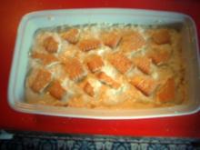 Butterkeks - Pudding - Rezept