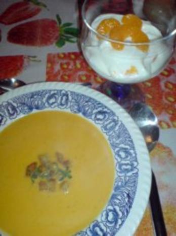 Butternutkürbis-Cremesuppe - Rezept - Bild Nr. 20