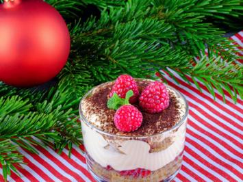 Himbeer-Mascarpone-Schicht-Dessert - Rezept - Bild Nr. 2
