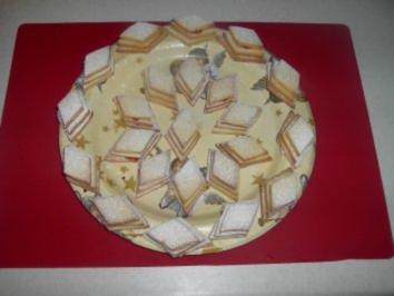 Terassen - Plätzchen - Rezept
