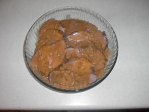 Schweinekammbraten in Zwiebelsauce - Rezept