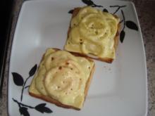 Toastgerichte: Hackfleischtoast - Rezept