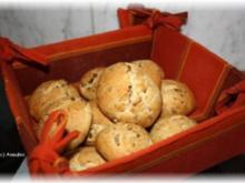 Brot/Brötchen - Schnelle Dinkelbrötchen - Rezept
