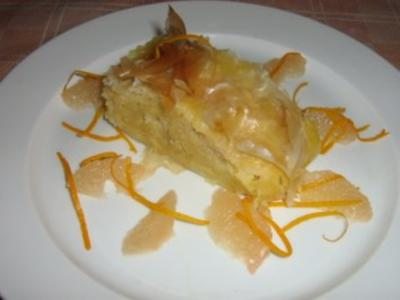 Apfel Baklava - Rezept