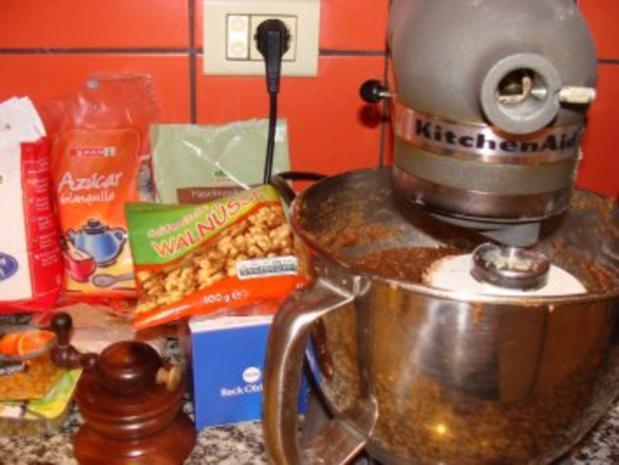 Backen : - Weltbeste Lebkuchen - - Rezept - Bild Nr. 2