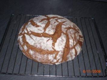 Brot-Mischbrot - Rezept