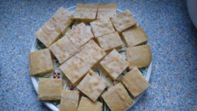 Pizzakatzes Zitronenkuchen - Rezept