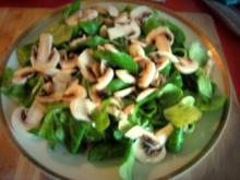 Chamignon - Rapunzelsalat - Rezept