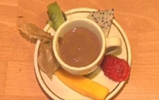 Chocolate Caliente - Rezept