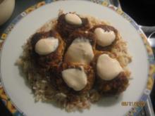 Meine Art von Köfte (Türkische Frikadellen) - Rezept