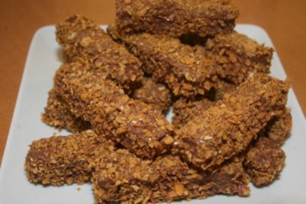 Fischstäbchen Kuchen - Rezept