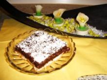 Kakao-Kokoskuchen - Rezept