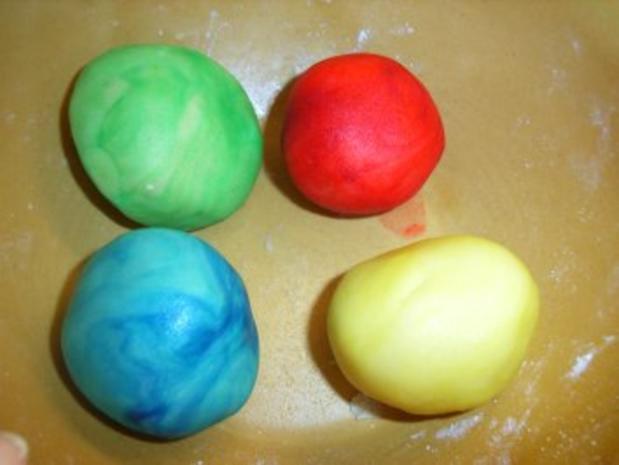 "Konfekt ""Papageien-Eier"" - Rezept - Bild Nr. 5"