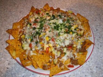 Tortilla Mexico - Platte - Rezept