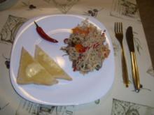 Mie-Nudelsalat mit Thunfisch - Rezept