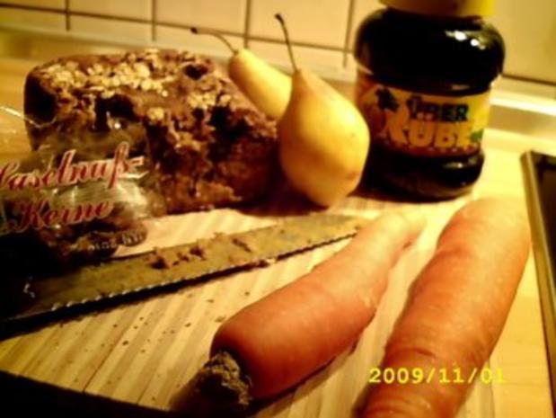 Brot (Brotbackautomat): Maik sein Extrawunsch mit Möhren - Rezept - Bild Nr. 2