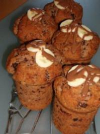 Rezept: Schoko-Bananen-Kuchen im Glas