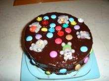 Geburtstagskuchen für meinen Enkel - Rezept