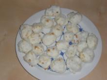 Kokosbusseler - Rezept