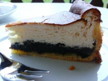 5 Kase Mohn Kuchen Rezepte Kochbar De
