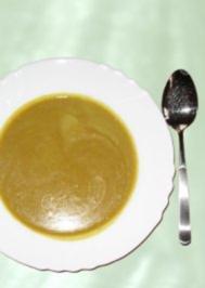 Mulligatawny Suppe - Rezept