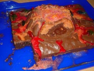Vulkan Kuchen Rezept Mit Bild Kochbar De