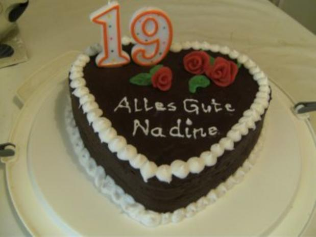 KUCHEN - Geburtstagskuchen für Nadine - Rezept - Bild Nr. 2