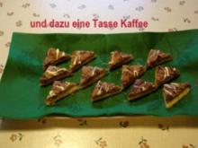 Nussecken - Rezept