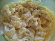 Curry-Eiersalat mit Ananas - Rezept