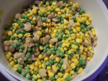 Maissalat - Rezept