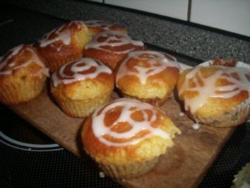 Fixe Karotten-Muffins - Rezept