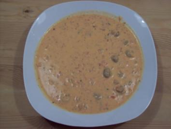 Pizza-Suppe - Rezept