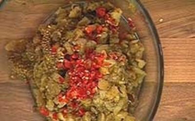 Baba Ganoush - Rezept