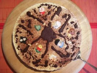 Weihnachts Torte Kuchen Torten Rezept Kochbar De