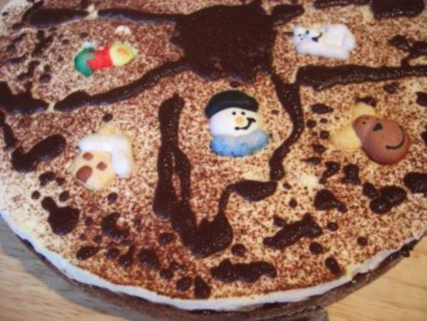 Weihnachts Torte     *** Kuchen/Torten - Rezept - Bild Nr. 2