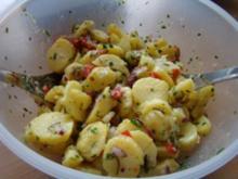 Kartoffelsalat, ohne Majo - Rezept