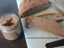 Schokoladencreme mit Mandeln - Rezept
