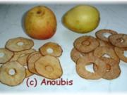 Dörren - Nashi- und Birnenchips - Rezept