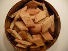 Mandelgebäck - Weihnachtskekse - Rezept
