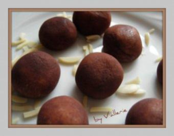 Schnelle -Marzipankartoffeln - Rezept