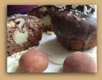 Marzipan-Muffins - Rezept